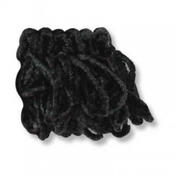 Chenille Loop Coal T30417.865.0 Kravet Trim