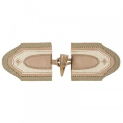 Tyrolean Toggle Fawn Kravet Trim