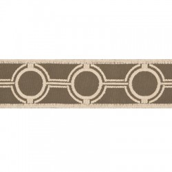 Portal View Bark Kravet Trim