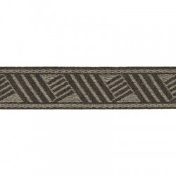 Mountain View Graphite Kravet Trim