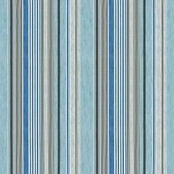 Tanki Stripe Bluebell Kasmir Fabric