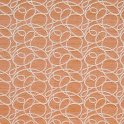 Tao Ching Coral Kasmir Fabric