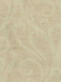 TG52207 Contemporary Architectural Ogee Damask Wallpaper
