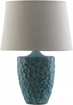 Surya Thistlewood Table Lamp