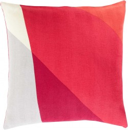 Pertaining to Points Red, Grey Pillow | TO007-1818P