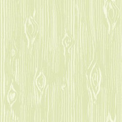 Oaked Moss Faux Wood Grain Wallpaper