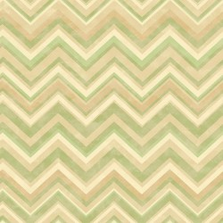Oasis Moss Chevron Wallpaper