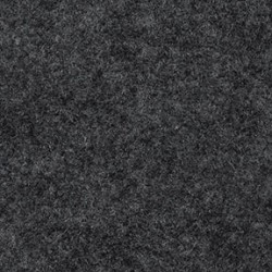 "Trunk Liner 54"" 97 Heather Charcoal Fabric"