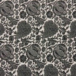 Turtle Bay Noir Kasmir Fabric