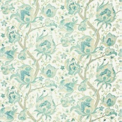 Udall 2 Teal Stout Fabric