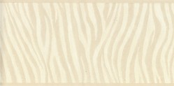 US004106B Ivory Zebra Animal Print  Wallpaper