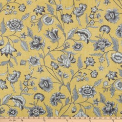 Marseille Lemon P Kaufmann Fabric