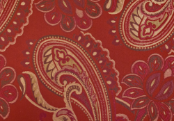 Dahlia Fire Eroica Fabric