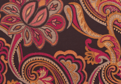 Dahlia Java Eroica Fabric