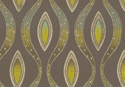 Eclectic Silver Lime Eroica Fabric