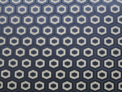 Percy 222 Midnight kaslen Fabric