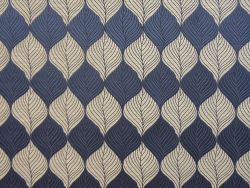 Percy 444 Midnight kaslen Fabric