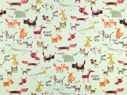 Bow Wow Vintage Covington Fabric