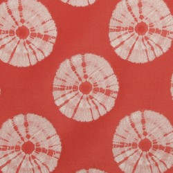 Day Tripper Rose Red Covington Fabric