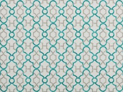 Integra Turquoise Covington Fabric