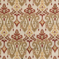 Sandoa Rust Swavelle Mill Creek Fabric
