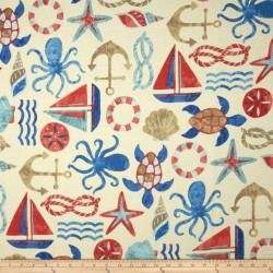 Seapoint Nautical Swavelle Mill Creek Fabric