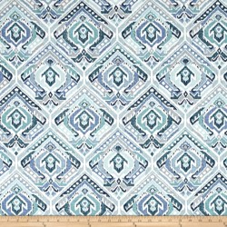Tombo/TW Blue Ice Swavelle Mill Creek Fabric