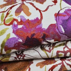 Anaelle Wildflower Culp Fabric