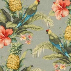 TBO Beach Bounty Tangelo Waverly PK Lifestyles Fabric