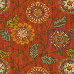 Urban Blossom Harvest Waverly PK Lifestyles Fabric