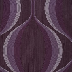 Devotion Plum Softline Fabric
