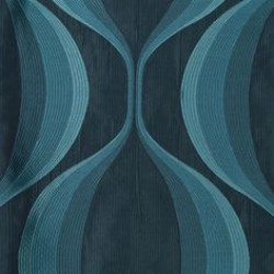 Devotion Turquoise Softline Fabric