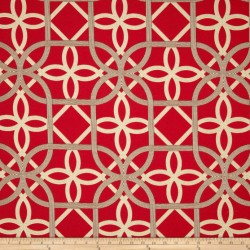 Keene Cherry Richloom Fabric