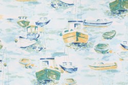 Spinnaker Bay Ocean Richloom Fabric