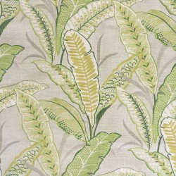 Amelia Leaf Regal Fabric