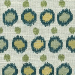 Ditto Teal Regal Fabric