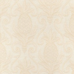 Greetings Ivory Regal Fabric