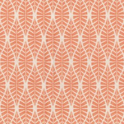 Lara Coral Regal Fabric