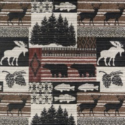 Moosehead Redstone Regal Fabric