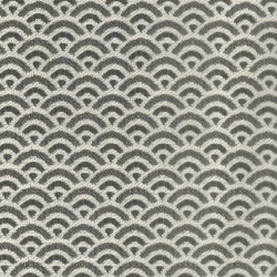 Morgan Charcoal Regal Fabric