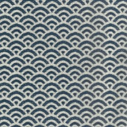 Morgan Indigo Regal Fabric