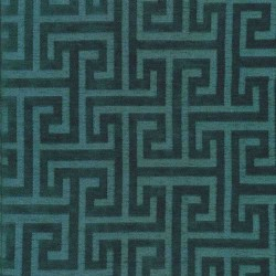 Spartan Teal Regal Fabric