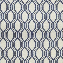 Uno Navy Regal Fabric