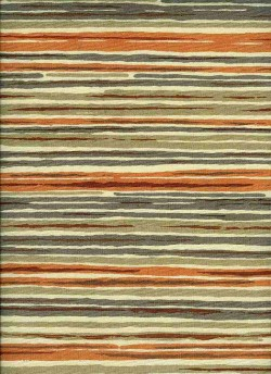 Artstripe Print Sunset Laura Kiran Fabric
