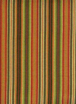 Adobe Stripe Autumn Laura Kiran Fabric
