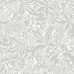 WV1478 Lummig Grey Fox Wallpaper