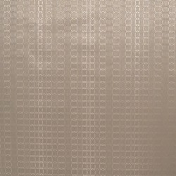 Oval Mesh Taupe Wallpaper