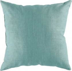 Stunning Solid Cover Blue, Green Pillow | ZZ404-1320
