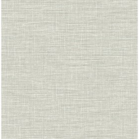 2969-25851  Exhale Grey Woven Texture Wallpaper