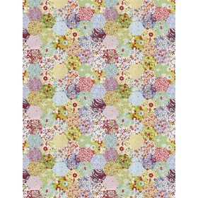 Gorgeous Picnic Patchwork Summer Fabric